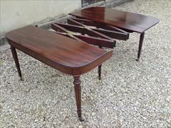Regency mahogany antique dining table4.jpg