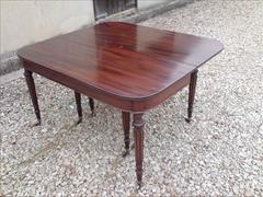 Regency mahogany antique dining table5.jpg