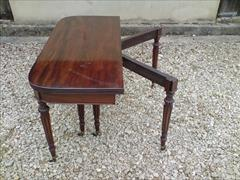 Regency mahogany antique dining table6.jpg
