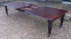 mahogany antique extending dining table2.jpg