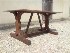 oak antique refectory dining tables1.jpg