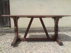 oak antique refectory dining tables3.jpg