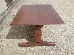 oak antique refectory dining tables4.jpg