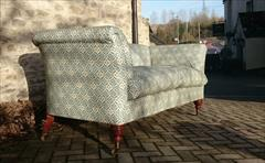 Howard and Sons Baring Sofa H&S Ticking _2.JPG