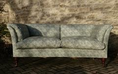Howard and Sons Baring Sofa H&S Ticking _4.JPG