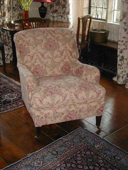 19th century antique armchair, by Howard and Son - Harley model.jpg
