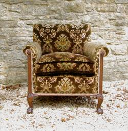 Howard and Sons antique armchair - Clayton model.jpg