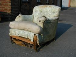 Howards and Sons antique armchair - Bridgewater model.jpg