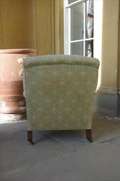 Howard and Sons antique library armchair2.jpg