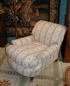 Howard and Sons Club antique armchair.jpg
