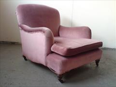 Howard and Sons antique armchair - Ivor model.jpg