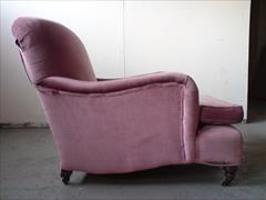 Howard and Sons antique armchair - Ivor model1.jpg