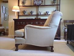 Howard and Sons antique armchair - Harley model1.jpg