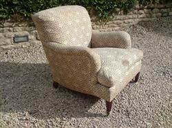 Howards and Sons pair of antique armchairs - Bridgewater model.jpg