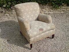 Howards and Sons pair of antique armchairs - Bridgewater model3.jpg