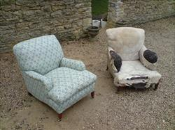 Howard and Sons antique armchair - Harley model.jpg