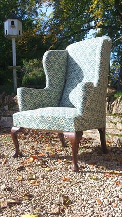 Howard and Sons antique wing chair2.jpg