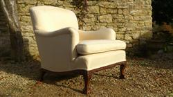 Howard Special antique armchair - Special Bridgewater.jpg