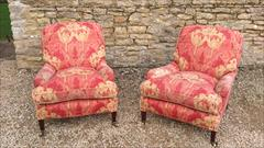 Howard and Son Grafton model antique armchairs.jpg