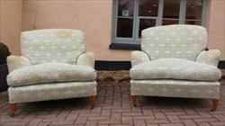 Howard and Sons antique armchairs - Ivor model.jpg
