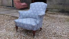 Howard and Sons antique armchair.jpg