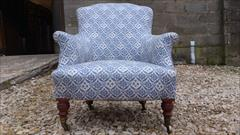 Howard and Sons antique armchair1.jpg