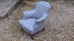 Howard and Sons antique armchair3.jpg