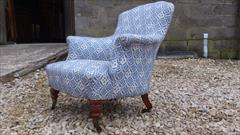 Howard and Sons antique armchair4.jpg