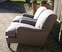 Howard and Sons pair of antique armchairs - Harley model5.jpg
