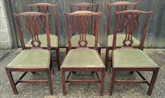 Set of six elm antique dining chairs6.jpg
