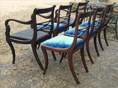 Set of six 19th century rosewood and beech antique dining chairs6.jpg