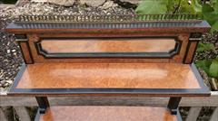 Antique Aboyna Bookcase 8d 32½h 19½d _6.JPG
