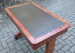 Antique amboyna writing table 34w 21d 28h 19.JPG