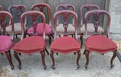 10 antique dining chairs 35h 19d 19h seat 18d seat _7.JPG