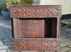 Antique Reliquary Case, 19w 17h 6d _12.JPG