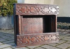 Antique Reliquary Case, 19w 17h 6d _17.JPG