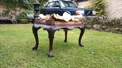 Antique Walnut Stool 19h 26w 15d 5.jpg