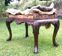 Antique Walnut Stool 19h 26w 15d 7.JPG