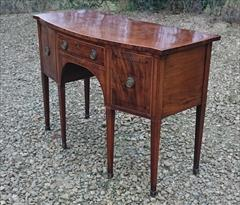 Antique Sideboard Mahogany 48w 22d 35h 7.JPG