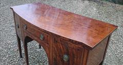 Antique Sideboard Mahogany 48w 22d 35h 8.JPG