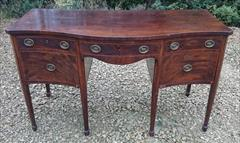 Antique Sideboard Mahogany 62½w 36h 30d 9.JPG
