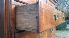 Antique 18th Century Walnut Chest on Chest 68h 40½w 20¾d 7.JPG