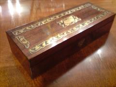 Rosewood antique glove box6.jpg