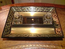 Ebony antique pen and ink tray.jpg