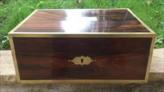Rosewood ladies antique jewellery box.jpg