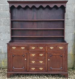 Antique Dresser 19½d 82¼h 66½w max 11.JPG