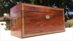 Antique rosewood tea caddy.jpg