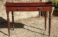 Antique Mahogany Dressing Table Washstand Attrib Gillow 20½d 42½w 30h 33½h 2.JPG