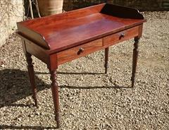 Antique Mahogany Dressing Table Washstand Attrib Gillow 20½d 42½w 30h 33½h 3.JPG