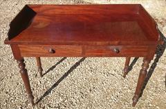Antique Mahogany Dressing Table Washstand Attrib Gillow 20½d 42½w 30h 33½h 6.JPG